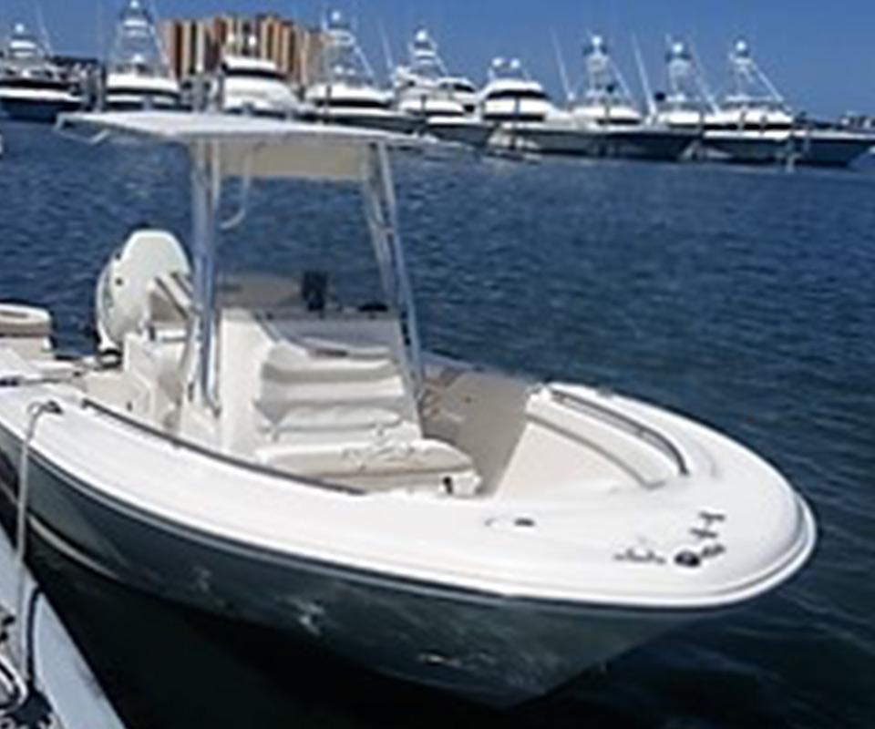 Premium 20' Center Console Boat