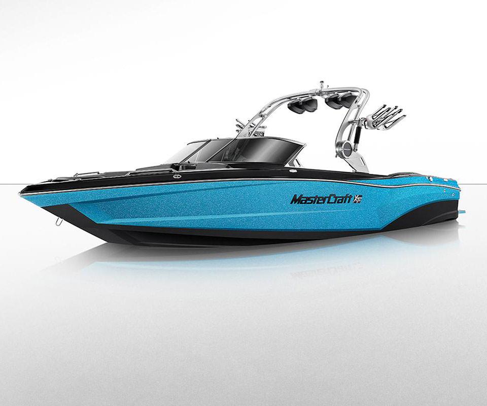 Mastercraft XT25 Boat Exterior