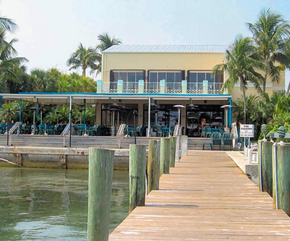Jetty's Waterfront Restaurant