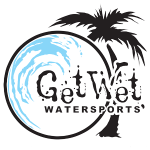 Get Wet Watersports colored logo
