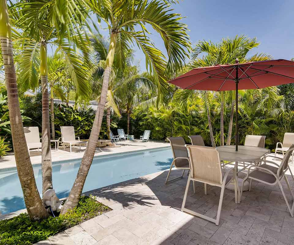 Palm Beach Vacations Rental Cottage
